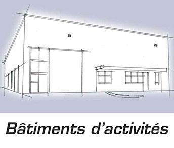 Bâtiments d'activités